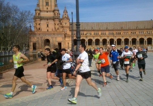 El auge del atletismo en Sevilla