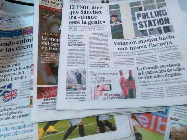 Actualidad, noticias, prensa, eventos, política, economía, empresa, grupos, emprendimiento, etc.