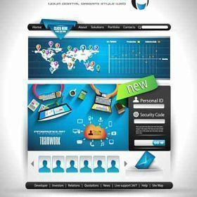 web responsive