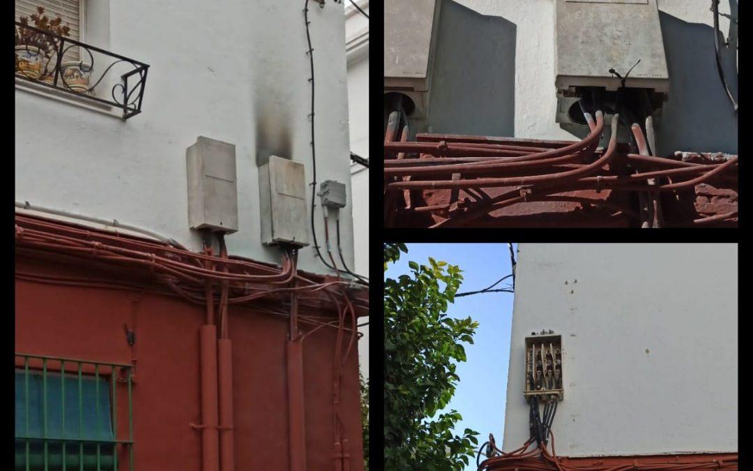 Barriada de Sevilla se queda de nuevo sin luz tras un apagón de 18 horas sin solución por Endesa